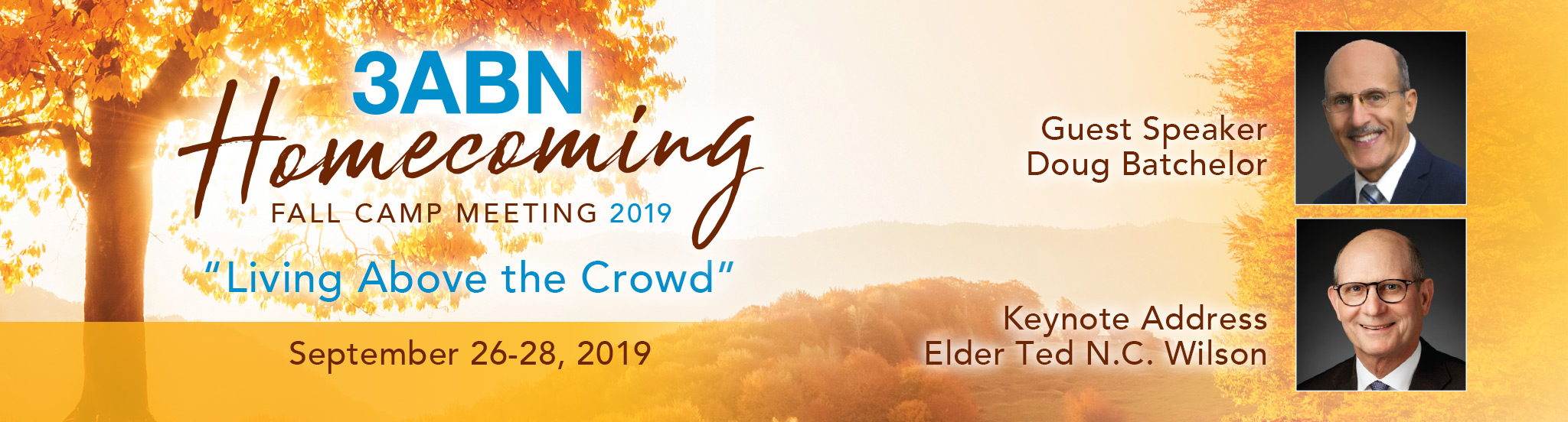 3ABN Spring Camp Meeting 2019