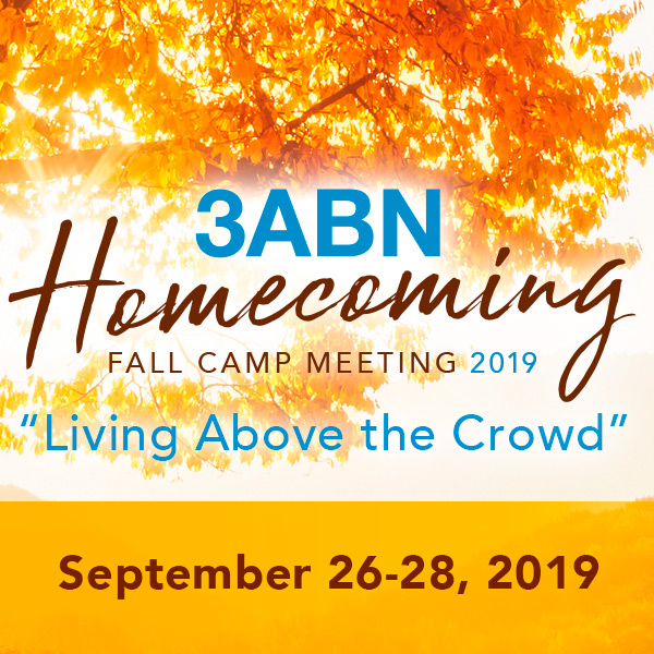 About 3ABN Fall Camp Meeting Speakers